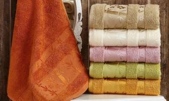 Полотенца из бамбука