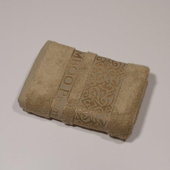 Бамбуковое полотенце Турция Ozkurt Premium 50x90 - Оливковый