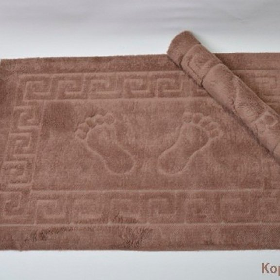 Коврик для ванной Karna 50х70 - Коричневый
