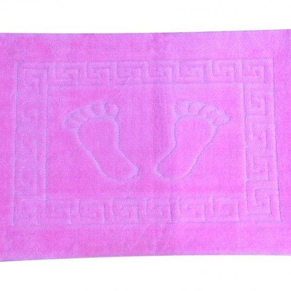 Коврик для ванной Karna 50х70 - Розовый