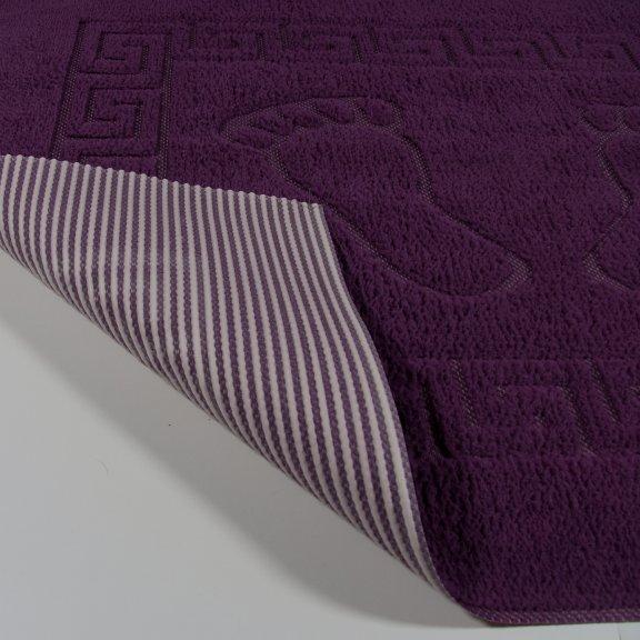 Коврик для ванной Karna 50х70 - Фиолетовый