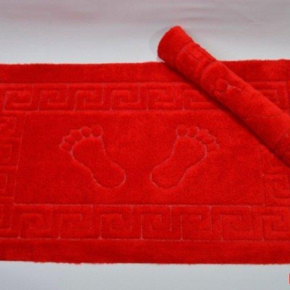 Коврик для ванной Karna 50х70 - Красный