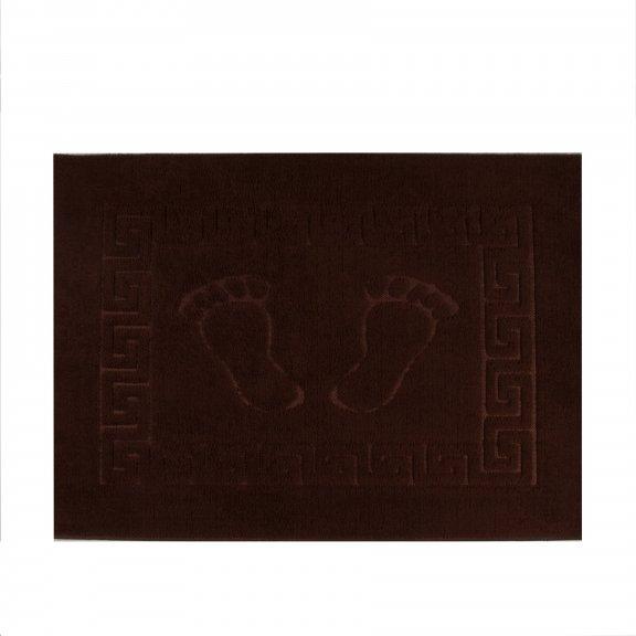 Коврик для ванной Karna 50х70 - Темно-коричневый