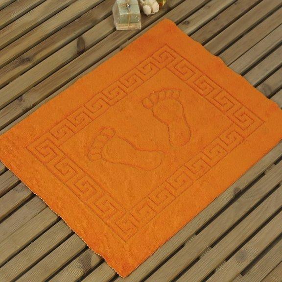 Коврик для ванной Karna 50х70 - Оранжевый