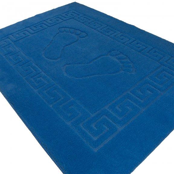 Коврик для ванной Karna 50х70 - Голубой