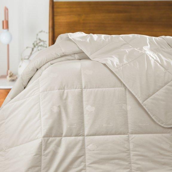 Одеяло Karna натуральная шерсть 155x215 см