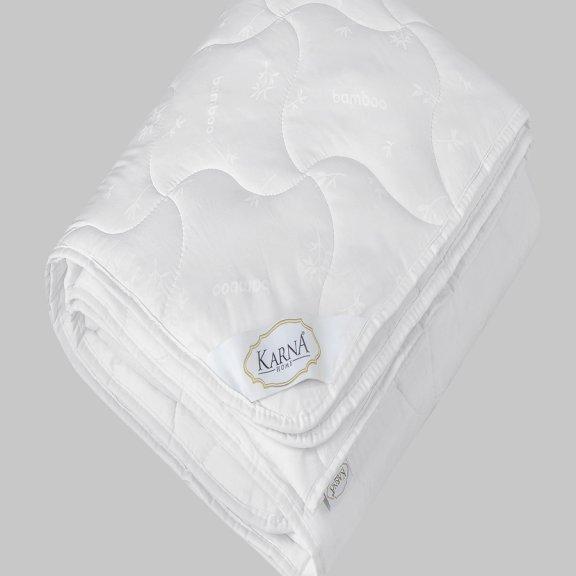 Одеяло Karna натуральный бамбук 155x215 см