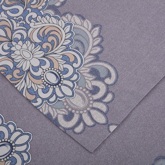 Посительное белье Karteks сатин цветной с кружевом - SP-025