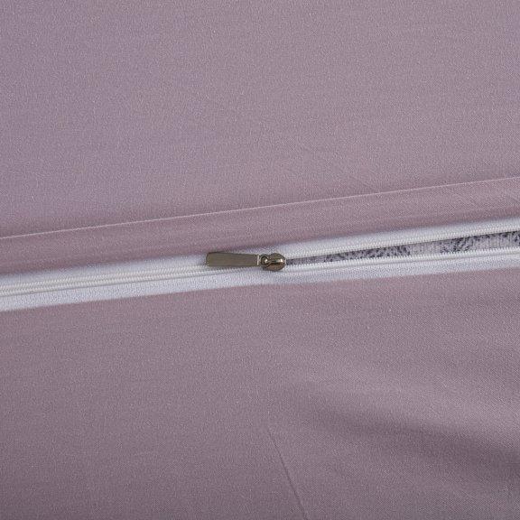 Постельное белье Karteks сатин цветной с окантовкой двуспальное - SOK016