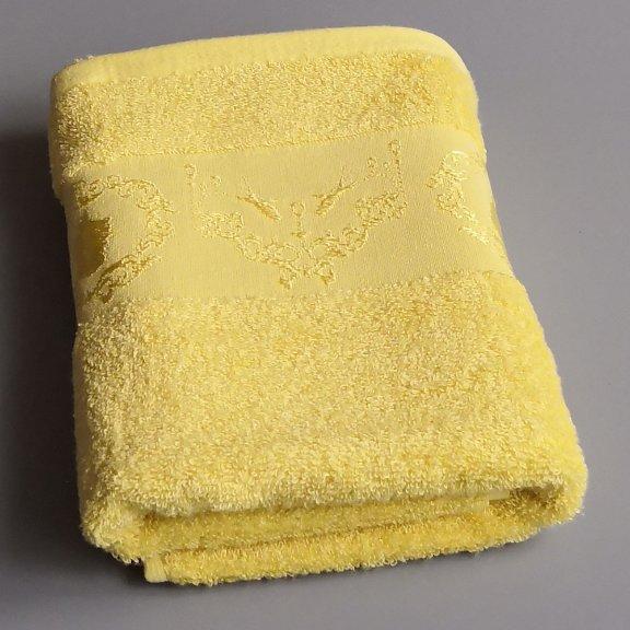 Бамбуковое полотенце Турция Passionesa Madam 50x90 - Лимон