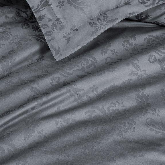 Постельное белье Karna жаккард бамбук BENOIT Евро