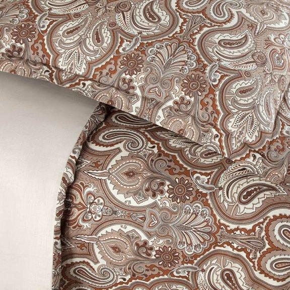 Постельное белье Karna сатин печатный ROYAL Eвро