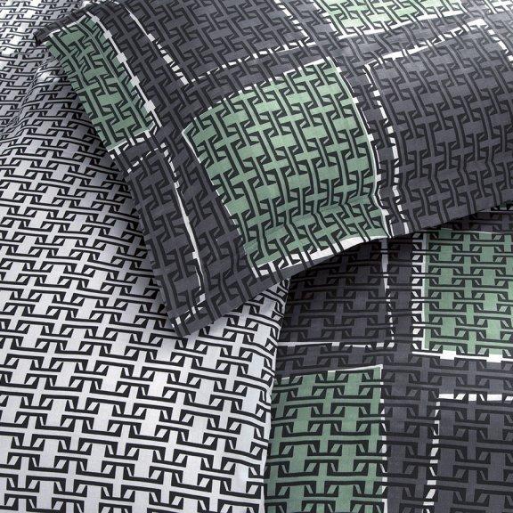 Постельное белье Karna сатин печатный KUBA Семейное