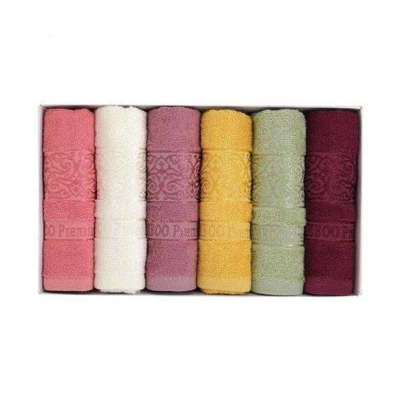 Набор салфеток из бамбука Cestepe Premium 30x50