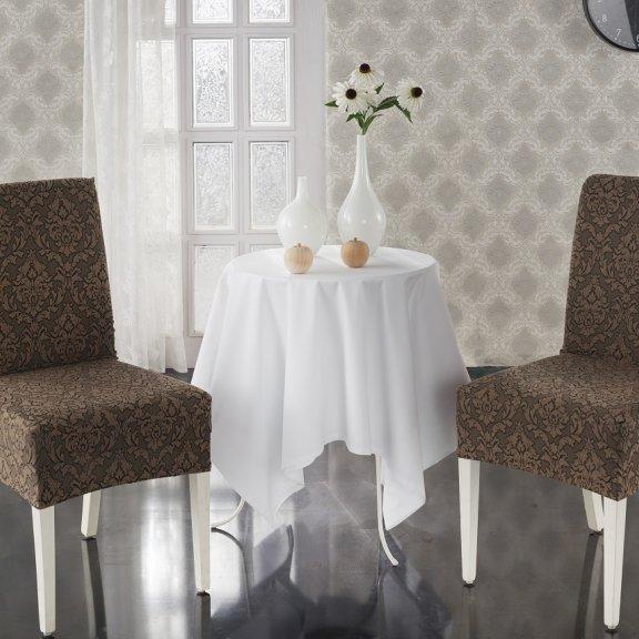Чехлы на стулья KARNA MILANO - Коричневый
